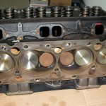 RHS Cast Iron  60cc CNC cylinder heads race ready!