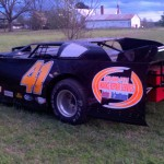 Larry Shaw Dirt Late Model Roller