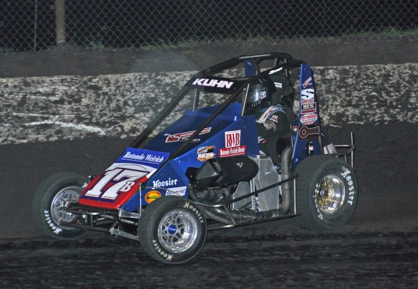 Midget racing in carbondale il