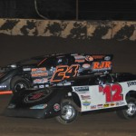 Weaver captures the checkers without caution