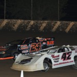 Unzicker throttles into Victory Lane; Allen sweeps Modifieds at LaSalle Speedway