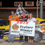 Murray Headlines Opening Night Winners at Dodge City Raceway Park!