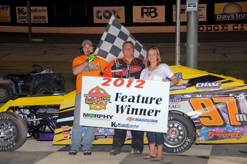 Deery Brothers Iowa City >> Murray Headlines Opening Night Winners at Dodge City ...