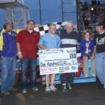 Racing Action Heats Up At Lincoln County Raceway On Opening Night