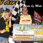 Cedar County Raceway Corn Belt Clash Results for May 18, 2012
