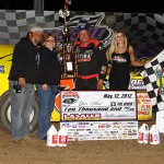 O'Neal Continues Hot Streak with Seventh Lucas Oil Late Model Dirt Series Win at La Salle