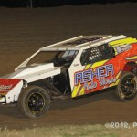 IMCA Sport Modified Winner is: #73, Truman Asher, St. Joseph, MO