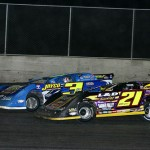 3S Brian Shirley Chatham, IL and 21 Billy Moyer Batesville, AR --- Photo by Mike Ruefer
