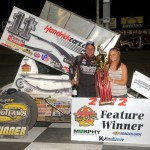 Kraig Kinser Gets Out of Dodge with Boot Hill Showdown Victory