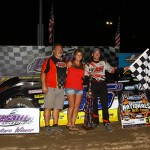 Brian Birkhofer grabs La Salle Speedway UMP DIRTcar Summer Nationals win!