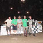 Jason Feger wins Farmer City Pride 50!
