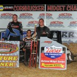 Rico Abreu earns $5,000 for 2nd feature victory in POWRi National Midgets