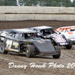BLOOMFIELD, IA (Aug 18, 2012) – Thrasher, Lowry, Cale, Harward and Tedrow won features at Bloomfield.