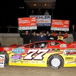 Aikey clinches seventh Deery Series title with win at Davenport