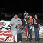 Track Champions Crowned at Quincy During Season Championship Night