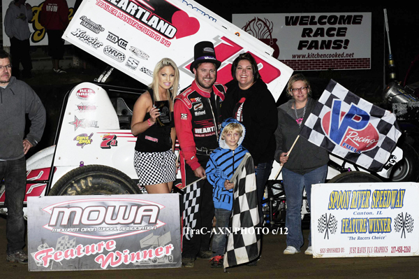 Deery Brothers Iowa City >> Jerrod Hull Holds Off Don Droud to Repeat at Tom Knowles ...