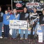Berck Wins Night One at Lakeside Speedway