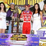 Kyle Larson captures Gold Crown Midget Nationals at Tri-City Speedway!