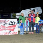 Quincy Raceways Results 9/30/2012