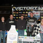 Late Pass Propels Simpson to Victory