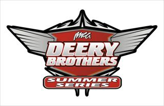 Roberts Memorial Deery checkers fly for Guss