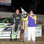 Jason Feger takes Corn Belt Clash cash at Davenport Speedway