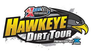 Hawkeye Dirt Tour date at Clay County weathered out