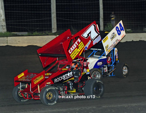 Lincoln Speedway Results May 24 : Heartland Motorsports