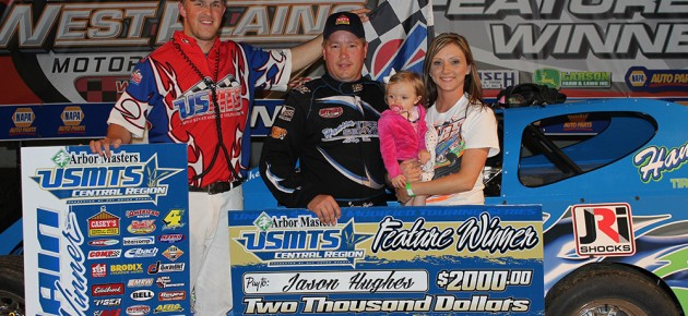 Hughes takes home USMTS hardware at West Plains Motor Speedway