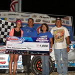 Lodge Claims DIRTcar Summit Racing Equipment Modified Nationals Victory at LaSalle Speedway