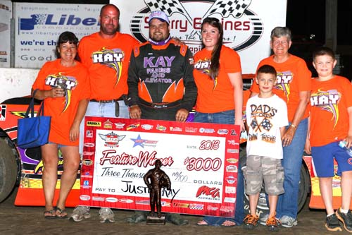 kay wins at west liberty he ll run for share of deery record sunday at dubuque heartland motorsports kay wins at west liberty he ll run for share of deery record sunday at dubuque heartland motorsports