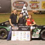 14-Year-Old Jake Griffin; Youngest Winner Ever In A NASCAR Sanctioned Event, Ready For Double-Duty At Winchester