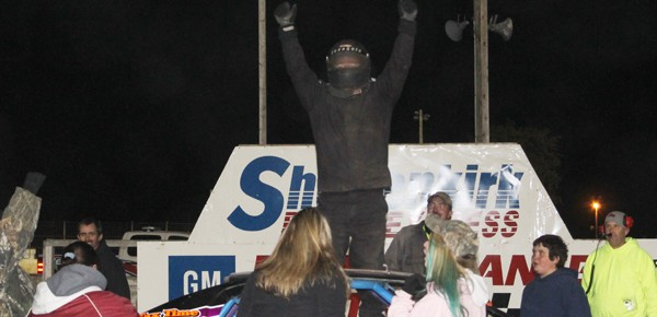 SHIVERFEST Wins Go to Gustin, Lynch, Van Der Wal, Griffiths, and Michel