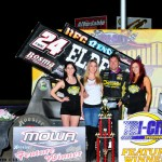 Terry McCarl wins MOWA 410 Winged Sprints feature at Tri-City Speedway!