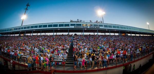 54th Annual FVP Knoxville Nationals to be presented by Casey's General Store.