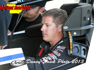 "JASON JOHNSON NAMED NORTH AMERICAN 360 SPRINT CAR POLL ""DRIVER OF THE YEAR"" FOR 2013… FOR FIFTH TIME"