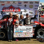 Bobby Pierce Takes First Career East Bay Win on Saturday Afternoon