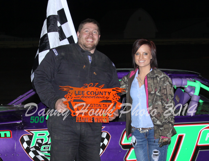 Deery Brothers Iowa City >> Results for Lee County Speedway for April 5, 2014 ...