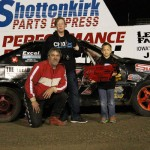 Michel, Hogan, Lynch, Ancell and Blozovich each pick up wins at Lee County Speedway