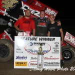 Agan Outlasts Alley at Bloomfield with Sprint Invaders!