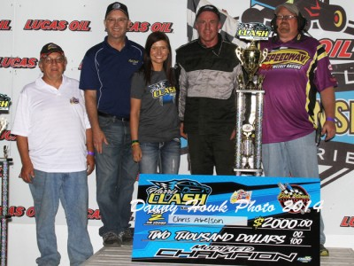 Chris Abelson wins 23rd Annual Harris Clash!