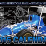 NATIONAL SPRINT CAR MUSEUM DEBUTS 2015 CALENDAR AT ELDORA