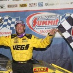 Wallace Scores First Win of 2014 DIRTcar Summit Racing Equipment Modified Nationals Season at Terre Haute Action Track