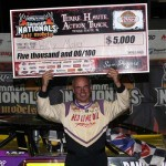 Moyer Captures Fourth Win of 2014 DIRTcar Summer Nationals Season at Terre Haute Action Track