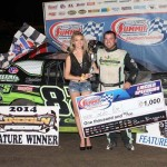 Poel Captures Fourth Victory of 2014 DIRTcar Summit Racing Equipment Modified Nationals Season at Lincoln Speedway