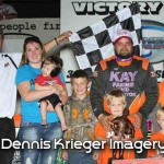 Kay wins duel with Marolf, Deery feature at West Liberty
