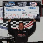 Lanigan Rules Independence to Claim 10th World of Outlaws Late Model Series Victory of the Season