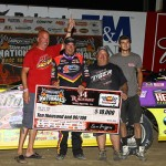 Moyer Claims Back-to-Back Victories in 2014 DIRTcar Summer Nationals Action at 34 Raceway