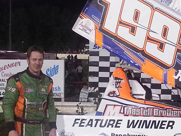 Ryan Bowers Wins in First Ever Sprint Invaders Appearance ...