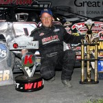 Lanigan Breaks World of Outlaws Late Model Series Single-Season Wins Record With Third Keyser Down & Dirty 65 Victory